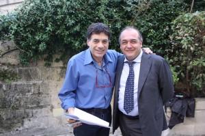 FM con Andrea Camporese a Matera 22 ott 2013