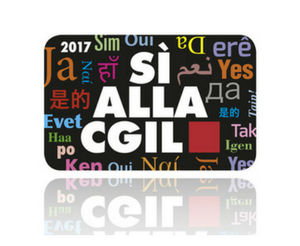 Tesseramento Cgil 2016